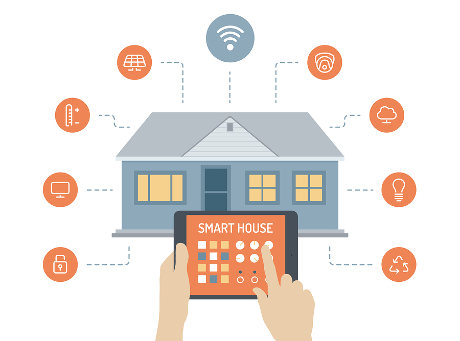 Smart hus